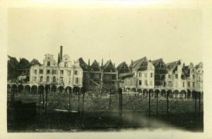 Grande Place, Arras November 1916