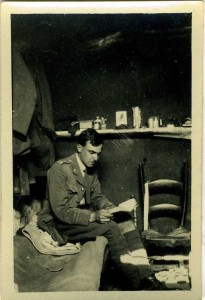 Captain Ernest Fuller Thurgood. KIA May 1918