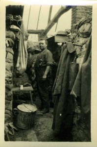Private Bowman, Z Company Mess Cook