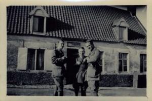 La Fosse, June 1916