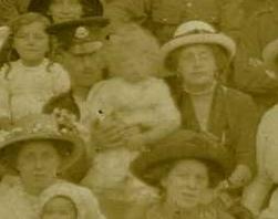 Charles, Jesse & Ursula 1915