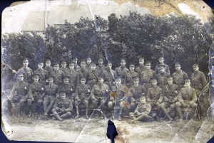 Officers of 16th Cheshire Regiment