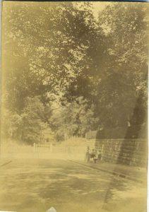 Gates to Dunham Park