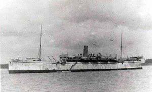 HMS Soudan